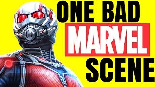 How One Scene Ruined Ant-Man & The Wasp