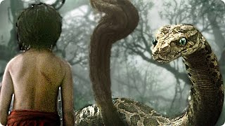 THE JUNGLE BOOK Trailer (2016)