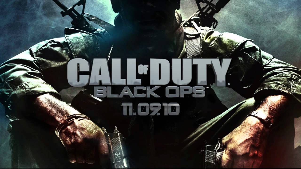 Call Of Duty Black Ops Wallpaper 3d Text Youtube