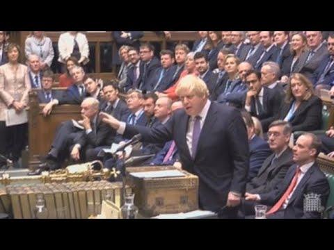 """Reino Unido aprueba el acuerdo del """"brexit"""" para dejar la UE el 31 de enero"""