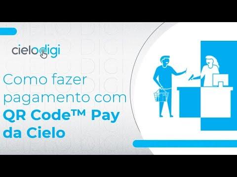 Como fazer pagamentos com QR Code™ Pay
