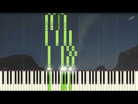 Auld Lang Syne [HD real piano]