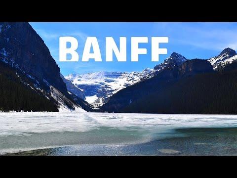Outstanding Banff, Alberta, Canada in 1080p (full HD)