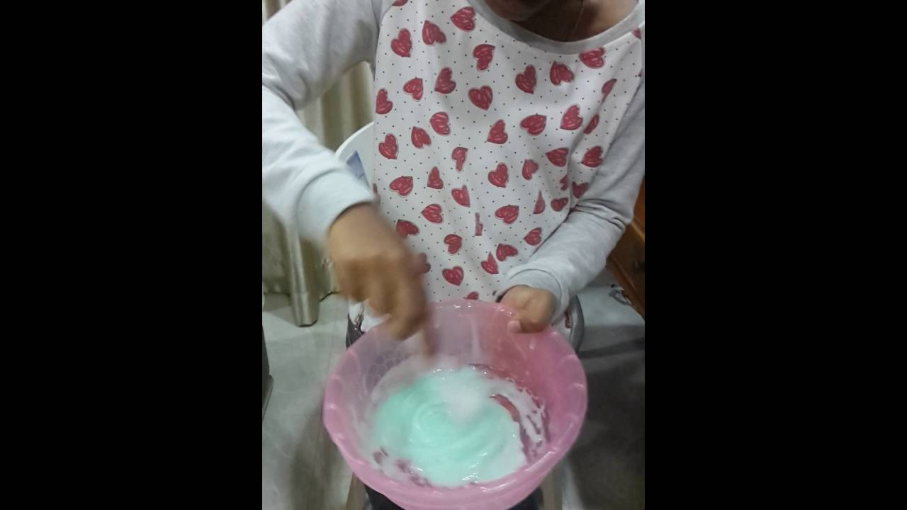 How to make slime easiest way in the world youtube how to make slime easiest way in the world ccuart Images