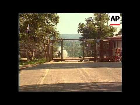 Thailand - Thai soldier killed in fighting