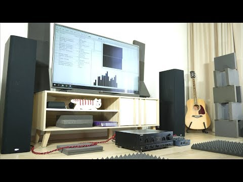 B&W DM603 S3 + Sony TA F-490 Sound Test [HQ]