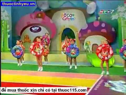 Bé yêu biển lắm - Bé Bảo An - Ca nhạc thiếu nhi Việt Nam 2012