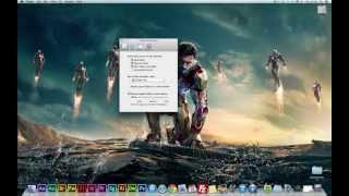 How to Show Hard Drives on Mac OS X 10.7/10.8 Desktop