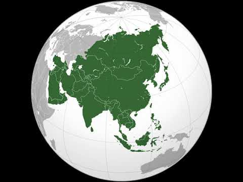 List of sovereign states and dependent territories in Asia | Wikipedia audio article