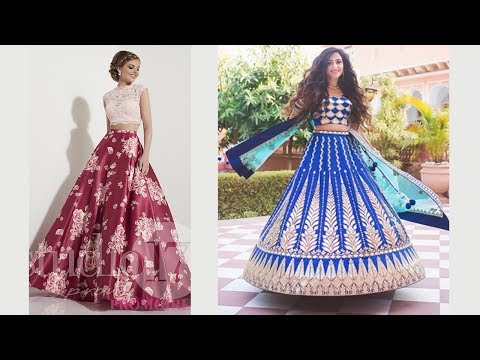 Indian Bridal Lehenga Designs 2017 Part 18