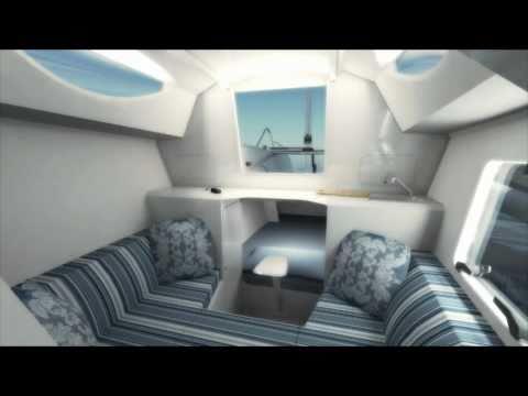 Vitar23 : One design trimaran HD