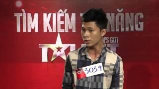 vietnams got talent 2016 - vong casting - vua hatvua di