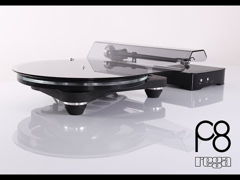 Lidt om den nye Rega RP 8 Neo