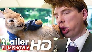 PETER RABBIT 2: THE RUNAWAY Teaser Trailer (2020) James Corden Live-Action Movie