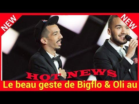 Le beau geste de Bigflo & Oli au Secours Populaire