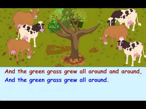 Free nursery rhymes lyrics