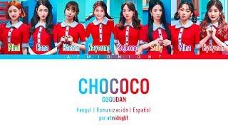 gugudan (구구단) - Chococo (Hangul - Romanización - Español)