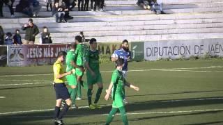 Linares 1 - Villanovense 2 (07-02-16)