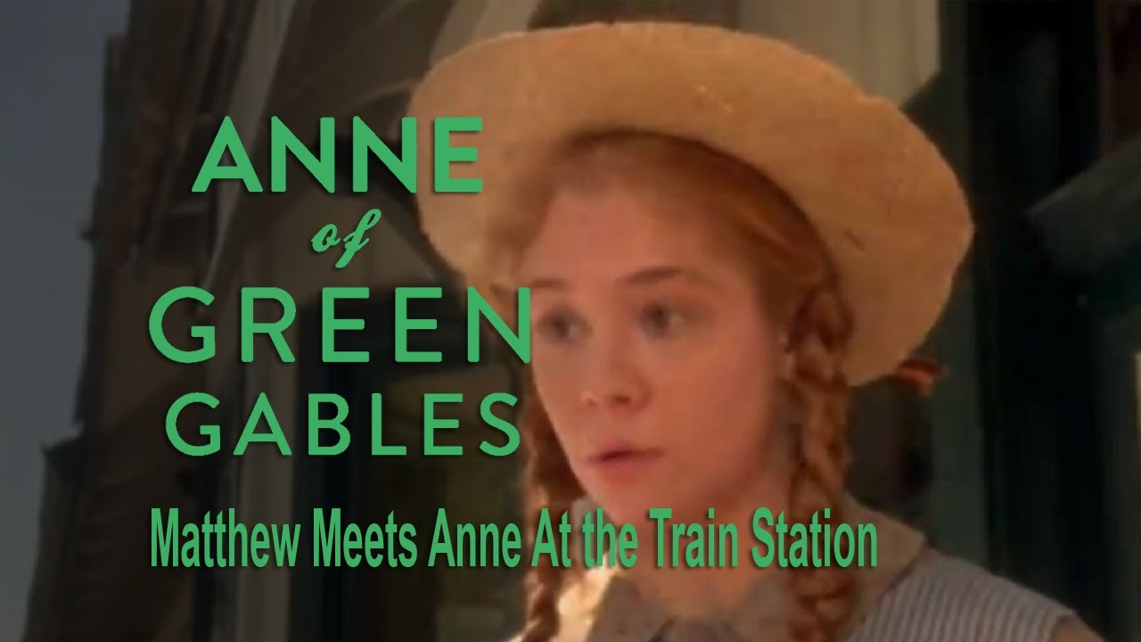 Matthew Meets Anne At The Train Station Youtube