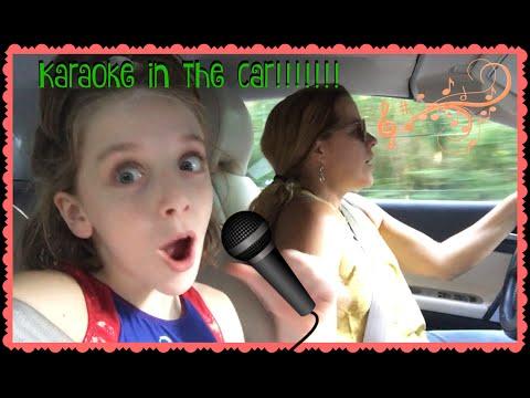 Carpool Karaoke Coral Style! Meghan Trainor