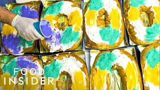 King Cake is Mardi Gras' Most Famous Dessert | Legendary Eats