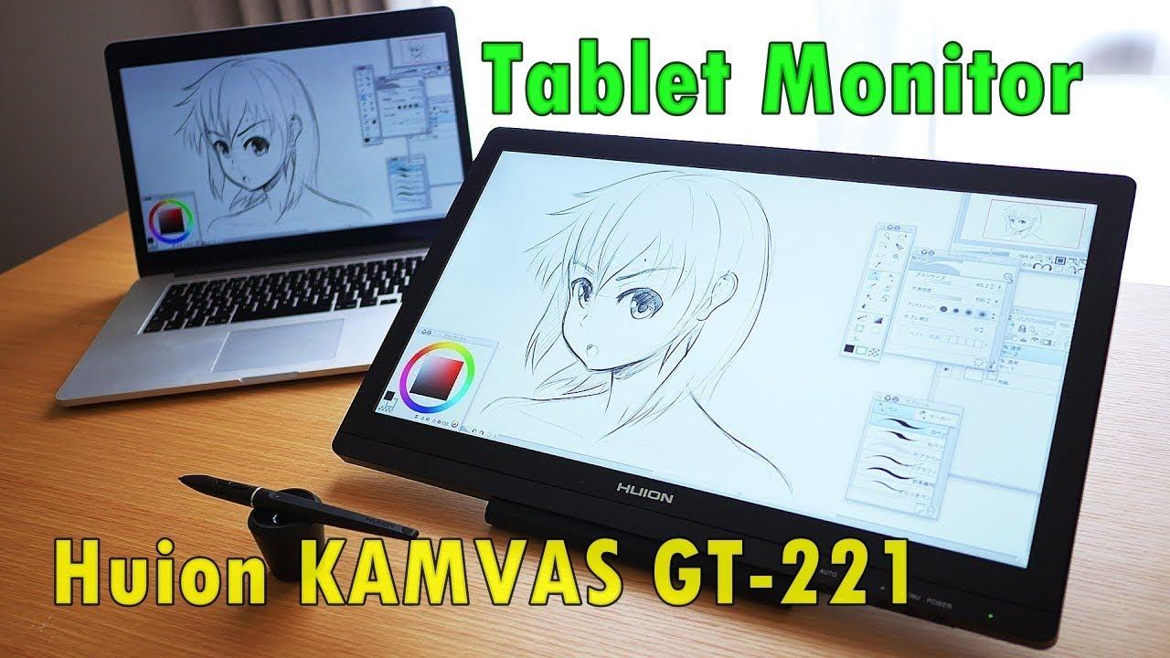 KAMVAS Pro13 on JumPic com