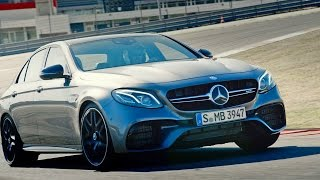 2017 Mercedes-AMG E 63 S 4MATIC+ Official Trailer