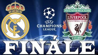 FINÁLE LIGY MISTRŮ UEFA!   Real Madrid - Liverpool FC   PES 18   CZ/SK