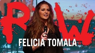 Sagor är sjuka - Felicia Tomala | RAW COMEDY