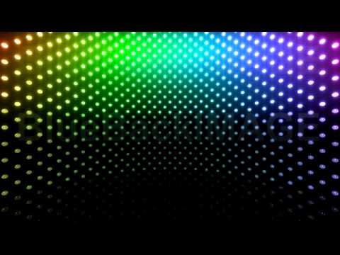 Shutterstock Wallpaper 3d Stock Footage Led Light Wall Neon Disco Flash Cb1 Btr