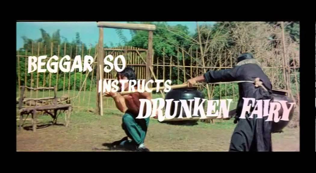 Drunken Master - Trailer HD (1978)