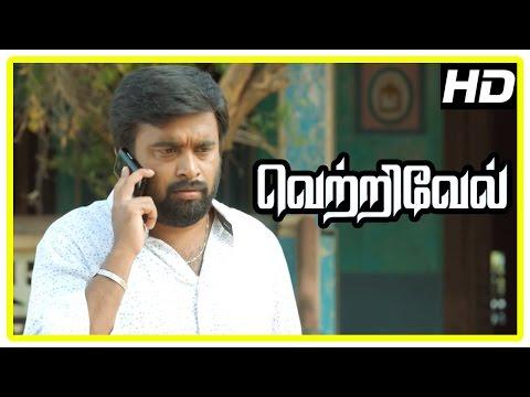 Vetrivel tamil movie | scenes | Prabhu attacked by Viji's goon | Rajesh wants Varsha to leave