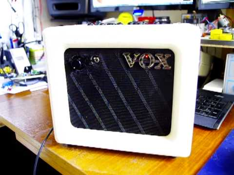 vox mini3 bluetooth guitar amp youtube. Black Bedroom Furniture Sets. Home Design Ideas