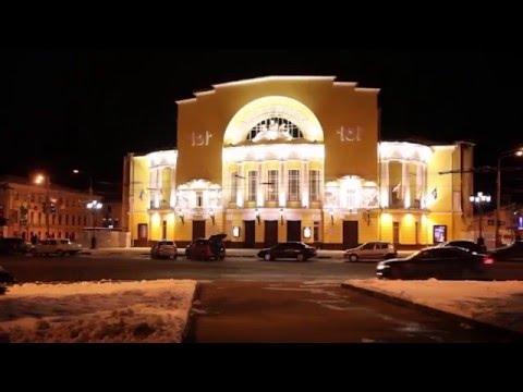 История Первого русского театра