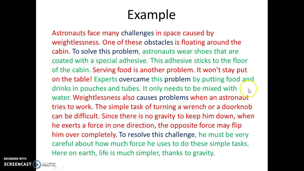 problem and solution essay and lesson Lesson – problem solving and critical thinking  problem solving and critical thinking are defined as  least one solution for solving this problem.