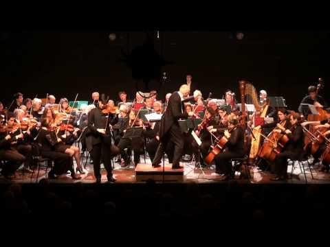 Tatsuki Narita - Violin Concerto From Paganini (First movement)