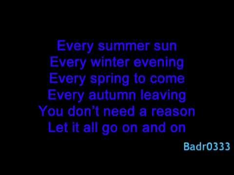 Wild child with lyrics (Enya)