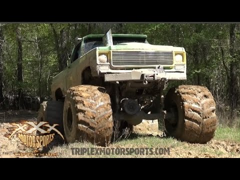 THE DEVILS LOOP - WHERE THE MUD MONSTER LIVES!