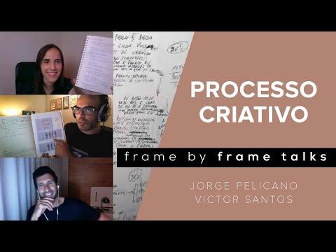 Processo Criativo | Jorge Pelicano, Victor Santos