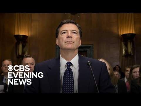 Inspector general report finds Comey didn't release classified information
