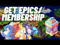 How To Get Prodigy EPICS And A FREE Membership!