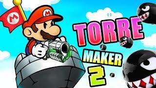 SUPER TOWER DEFENSE 2!! Super Mario Maker 2