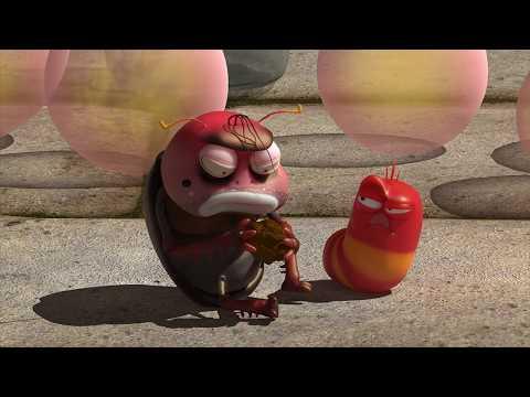 LARVA - HICCUP | Cartoon Movie | Cartoons For Children | Larva Cartoon | LARVA Official thumbnail