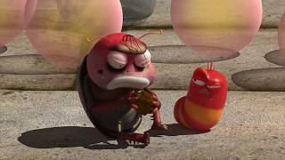 LARVA - HICCUP | Cartoon Movie | Cartoons For Children | Larva Cartoon | LARVA Official
