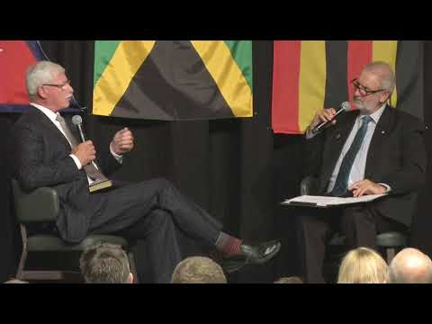 LBW Trust 12th Annual Dinner - Sir Richard Hadlee in conversation with Mike Coward