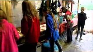 Kunstkot Kids Graffiti Workshop Groningen Veendam