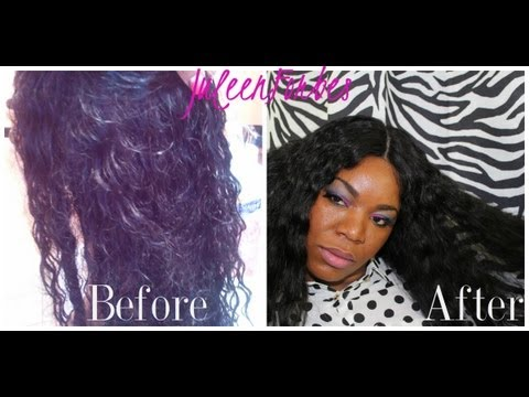 Bleach Bath Full Lace Wig