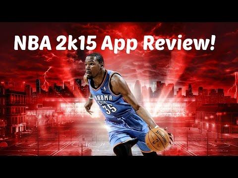 NBA 2k15 iPad Air App Review