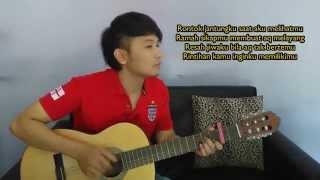 Gambar cover (Saipul Jamil) Ratu Hatiku - Nathan Fingerstyle Cover