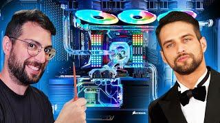 ¡Montando un PC GAMING con un ACTOR! | PC Gaming de Jesús Castro